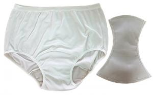 Women Leak Proof full lining Incontinence underwear